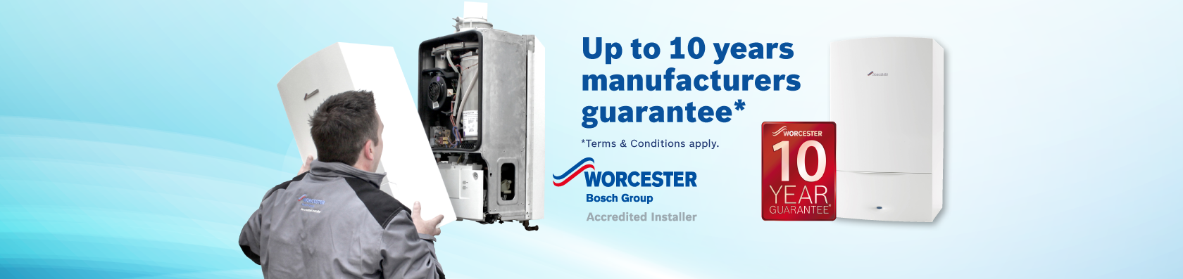 Boiler Guarantee Earley