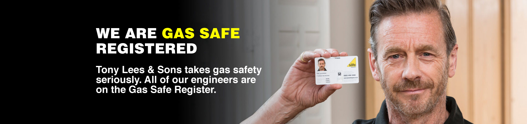 Gas Safe Ragister
